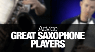 Great saxophone players