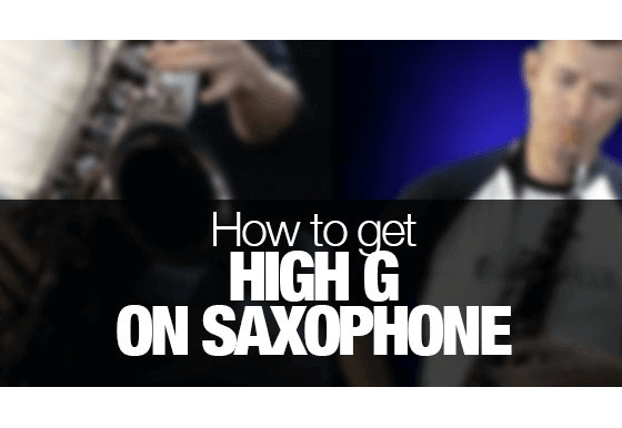 Get tips on how to play altissimo on saxophone