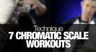 7 Chromatic Scale exercises to boost your saxophone technique
