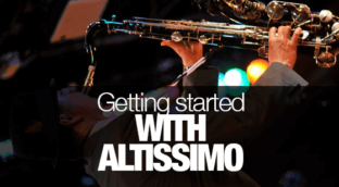 How to start learning altissimo on saxophone