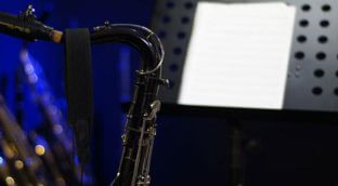 How to transcribe for saxophone