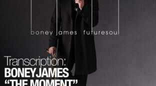 The Moment by Boney James