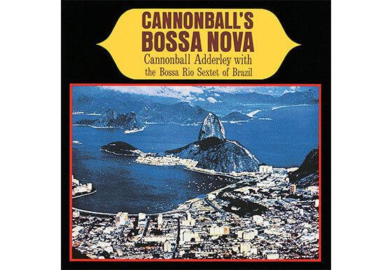 an old Bossa Nova album cover