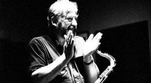 Saxophone Legend Dick Morrissey