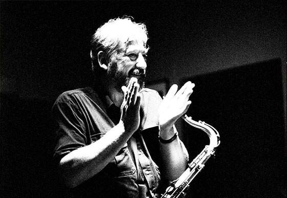 Dick Morrissey - Saxophone Legend