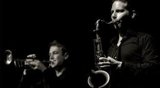 Graeme Blevins saxophone life