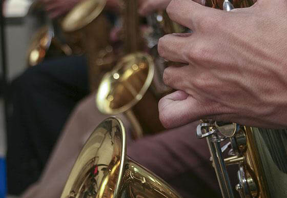 How to improve your intonation on saxophone