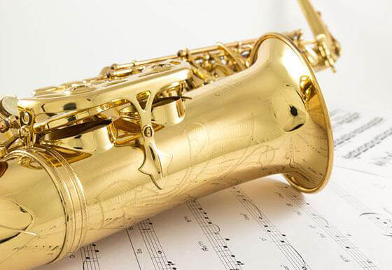 How to transcribe music for saxophone