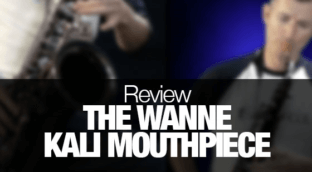 Theo Wanne Kali alto sax mouthpiece review.