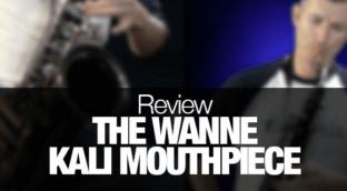 Theo Wanne Kali alto sax mouthpiece review.