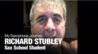 Video review of Sax School by Richard Stubley
