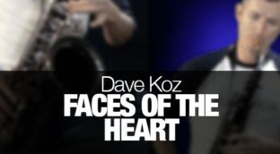 Learn how to play Faces of the Heart as recorded by Dave Koz