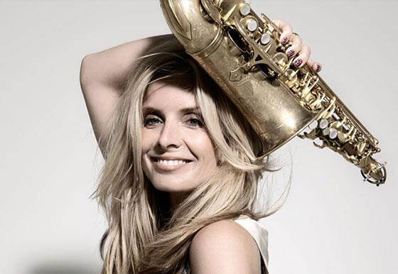 Interview with saxophone legend Candy Dulfer