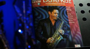Dave Koz transcription book from Hal Leonard