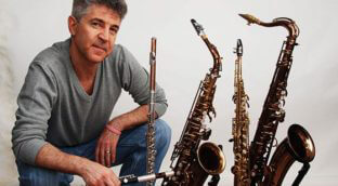 Contemporary Saxophone and flautist Nelson Rangell Interivew
