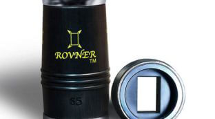 Rovner square clarinet barrel for doublers