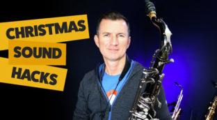 Christmas Sound Hacks for Saxophone
