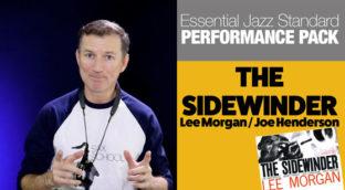 The Sidewinder Performance Pack by Joe Henderson and Lee Morgan
