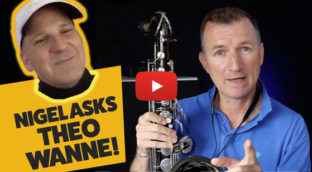 How to choose a saxophone mouthpiece with Theo-Wanne