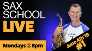Sax School Live No.1