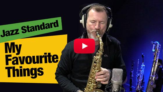 Jazz Standard - My Favourite Things