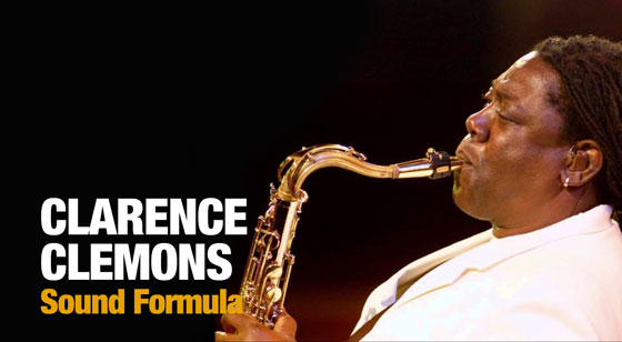 Clarence Clemons Sound Formula