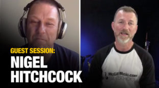 Sax School Guest session with Nigel Hitchcock