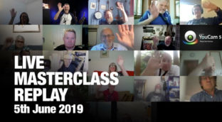 June 2019 Sax School Masterclass Replay