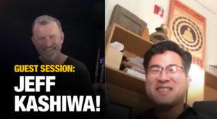 Sax School Guest session with Jeff Kashiwa