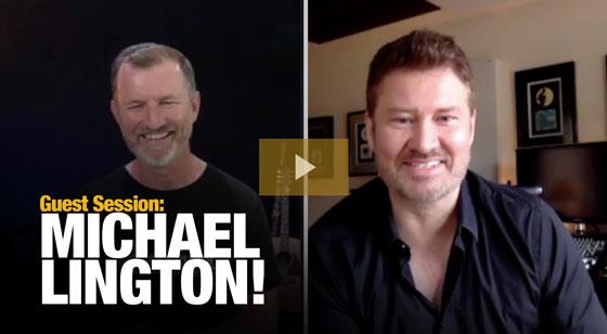 Michael Lington Guest Session