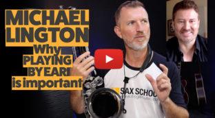 Michael Lington - Playing by ear