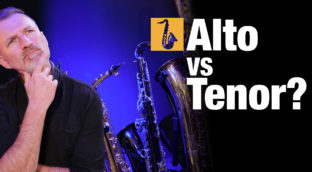 alto vs tenor which saxophone is best to learn