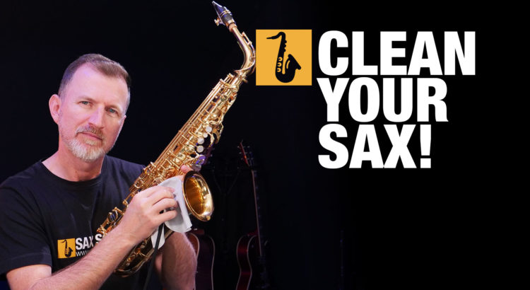 How to clean your saxophone
