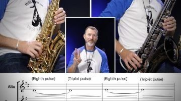 Sax School 5 minute skills for Saxophone