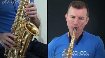 Saxophone Advanced Fun Tunes with Nigel McGill