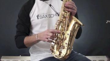 Saxophone Advanced Techniques by Nigel McGill
