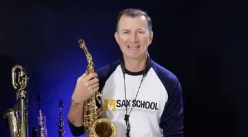 Maiden Voyage saxophone lesson by Nigel McGill