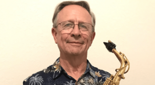 Sax School Legend Mike Albro