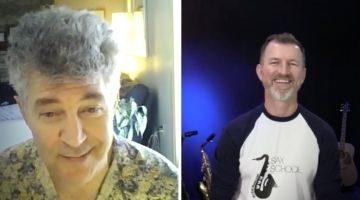 Saxophone Masterclass with Nelson Rangell