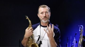 Song For My Father saxophone lesson by Nigel McGill