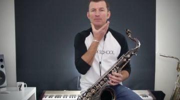 Sax School altissimo skills for Saxophone