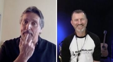 Saxophone Masterclass with Tom Politzer from Tower of Power