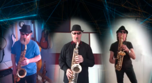 Pick Up The Pieces by The Reprobates from Sax School