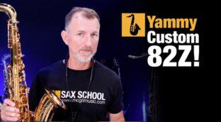 Yamaha Custom 82Z what is the best tenor saxophone