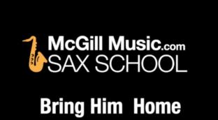 Bring Him Home by Sax School
