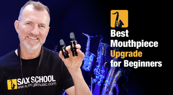 Best saxophone mouthpiece for beginner players