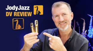 Nigel McGill tests the Jody Jazz DV mouthpiece and you could win one in our giveway