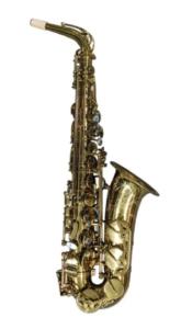 buying a beginner saxophone hanson V alto