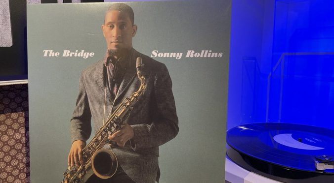 Sonny Rollins is a saxophone legend every sax player needs to know