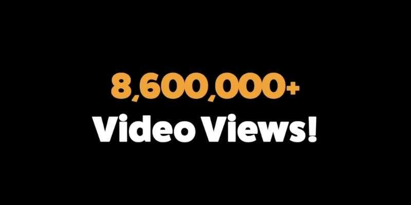 8.6million video views on youtube saxschoolonline